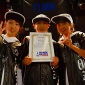 A→spirits 宮崎市キッズヒップホップ専門ダンススタジオSSプロジェクト