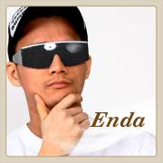 キッズLockin / POP担当講師 エンダ先生 | 宮崎市キッズヒップホップ専門ダンススタジオSSプロジェクト