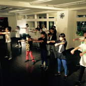 キッズPOPPIN 宮崎市キッズヒップホップ専門ダンススクールスタジオSSプロジェクト