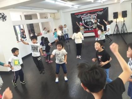 わくわくヒップホップ   宮崎市キッズヒップホップ専門ダンススタジオSSプロジェクト