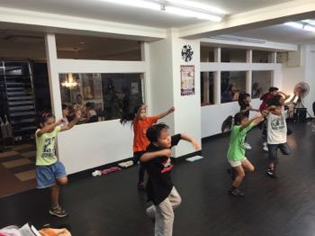ターン上達特別講座   宮崎市キッズヒップホップ専門ダンススタジオSSプロジェクト