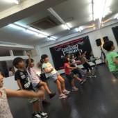 ベビーヒップホップ   宮崎市キッズヒップホップ専門ダンススタジオSSプロジェクト