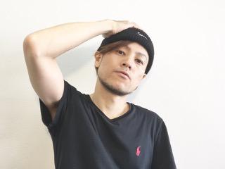 SSプロジェクト代表Acky→ | 宮崎市キッズヒップホップ専門ダンススクールスタジオSSプロジェクト