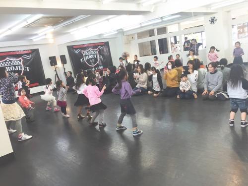 ベイビージャズ | 宮崎市キッズヒップホップ専門ダンススタジオSSプロジェクト