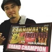 Chikara先生 | 宮崎市キッズヒップ専門ダンススタジオSSプロジェクト