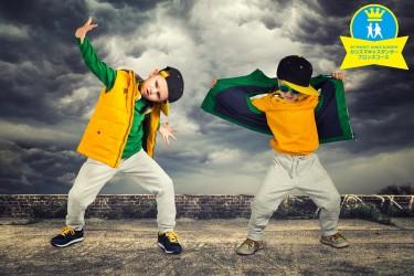 カリスマ ベビー キッズ ダンサー宮崎 清武 佐土原 キッズヒップホップダンススクールSSプロジェクトダンスアカデミー