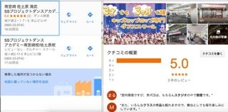 ssプロジェクト Google口コミ | 宮崎市キッズヒップホップ専門ダンススクールスタジオSSプロジェクト