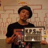 Chikara 熊本KPS優勝 | 宮崎市キッズヒップホップ専門ダンススタジオSSプロジェクト