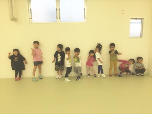 佐土原校ベイビーヒップホップ | 宮崎市キッズヒップホップ専門ダンススタジオSSプロジェクト