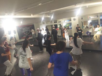 宮崎市ダンススタジオSSプロジェクト_Lockinクラス