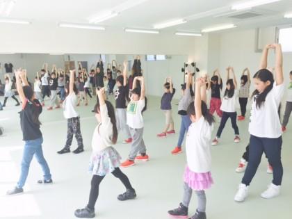 R&B体験会 | 宮崎市キッズヒップホップ専門ダンススタジオSSプロジェクト