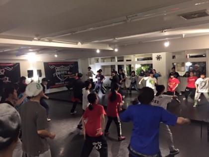 wigglesワークショッフ゜風景 | 宮崎市キッズヒップホップ専門ダンススタジオSSプロジェクト