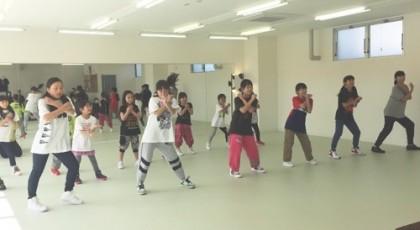 佐土原校キッズジャズ | 宮崎市キッズヒップホップ専門ダンススタジオSSプロジェクト