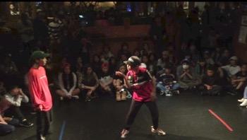 ヘッドハンターソロバトル決勝大会 | 宮崎市キッズヒップホップ専門ダンススタジオSSプロジェクト