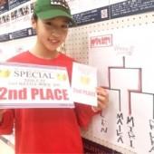 日向ダンスバトル準優勝ミリ | 宮崎市キッズヒップホップ専門ダンススタジオSSプロジェクト