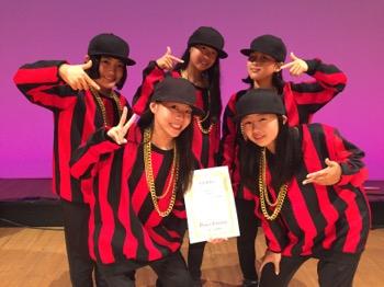 ヘッドハンター宮崎予選中学生部門 | 宮崎市キッズヒップホップ専門ダンススタジオSSプロジェクト