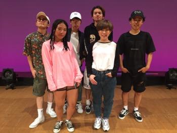 ヘッドハンター宮崎予選一般部門 | 宮崎市キッズヒップホップ専門ダンススタジオSSプロジェクト