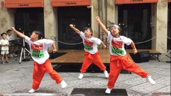 SSB | 宮崎市キッズヒップホップダンススタジオSSプロジェクト