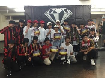 JADECUP宮崎 | 宮崎市キッズヒップホップ専門ダンススタジオSSプロジェクト