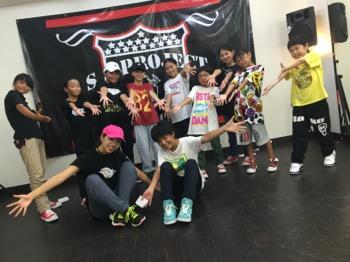 キッズヒップホップゴールド | 宮崎市キッズヒップホップ専門ダンススタジオSSプロジェクト