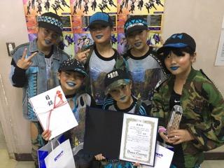 ヘッドハンター2016決勝大会 | 宮崎市キッズヒップホップ専門ダンススクールスタジオSSプロジェクト