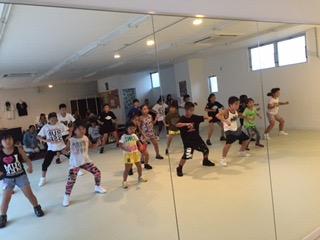 佐土原校スタジオ | 宮崎市キッズヒップホップ専門ダンススタジオSSプロジェクト