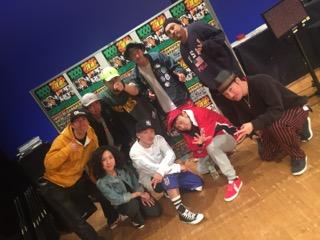 1000南九州版2017 | 宮崎市キッズヒップホップ専門ダンススクールスタジオSSプロジェクト